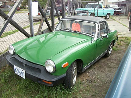 1980 MG Midget for sale 100799472