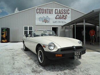 1980 MG Other MG Models for sale 100748369