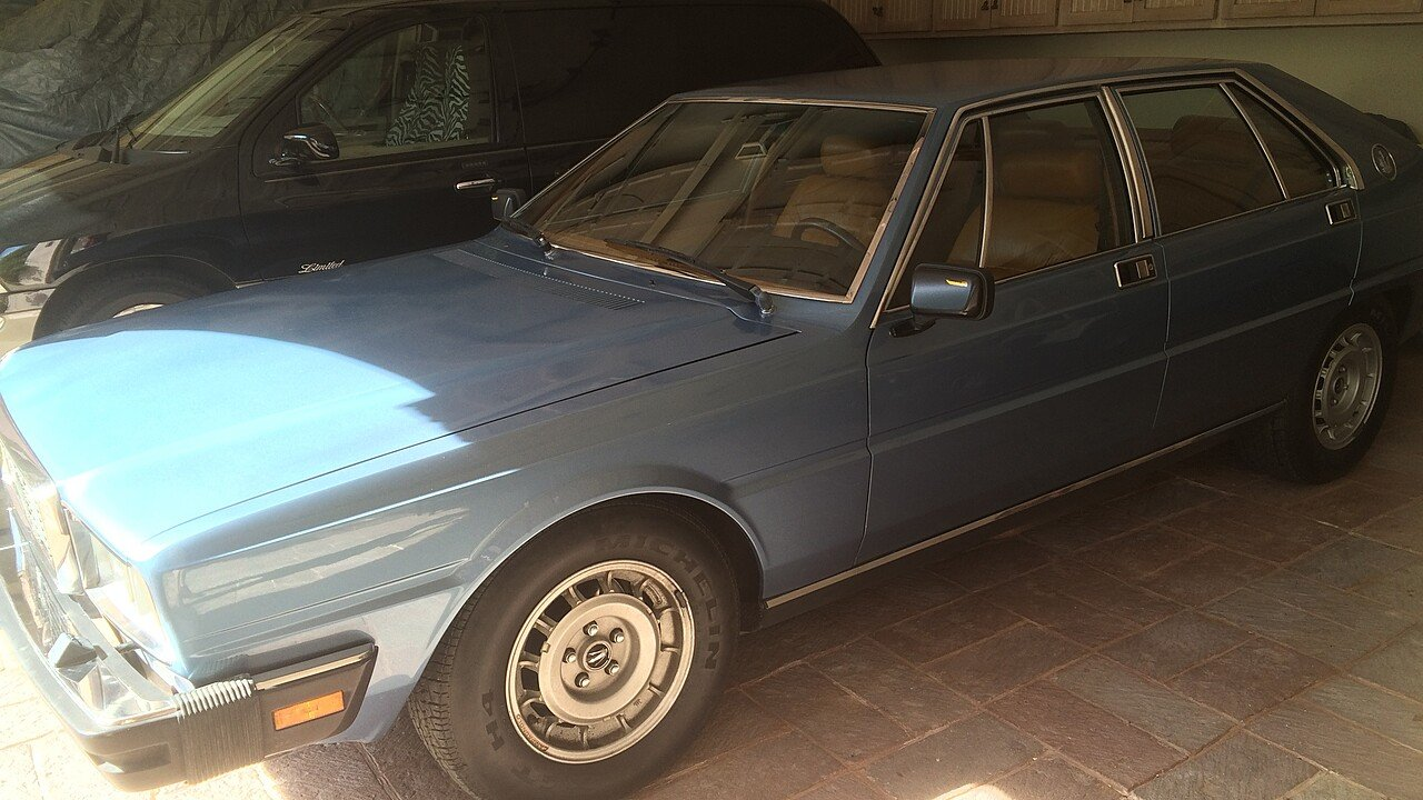 1980 Maserati Quattroporte for sale near Los Angeles, California ...