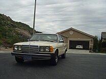1980 Mercedes-Benz 240D for sale 100849305