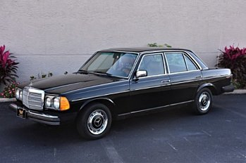 1980 Mercedes-Benz 240D for sale 100940715