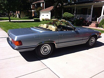 1980 Mercedes-Benz 280SL for sale 100834798