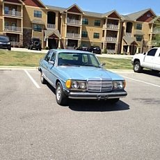 1980 Mercedes-Benz 300D for sale 100804667