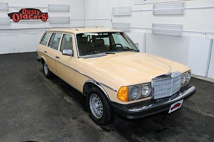 1980 Mercedes-Benz 300TD for sale 100844137