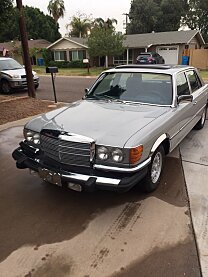 1980 Mercedes-Benz 450SEL for sale 100984302