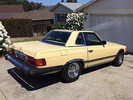 1980 mercedes benz 450sl classics for sale classics on for Mercedes benz autotrader