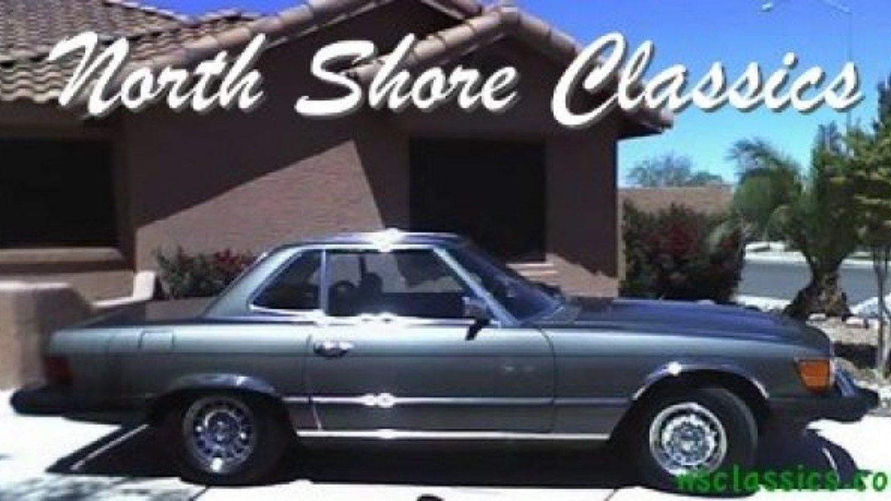 1980 Mercedes-Benz 450SL for sale 100775780