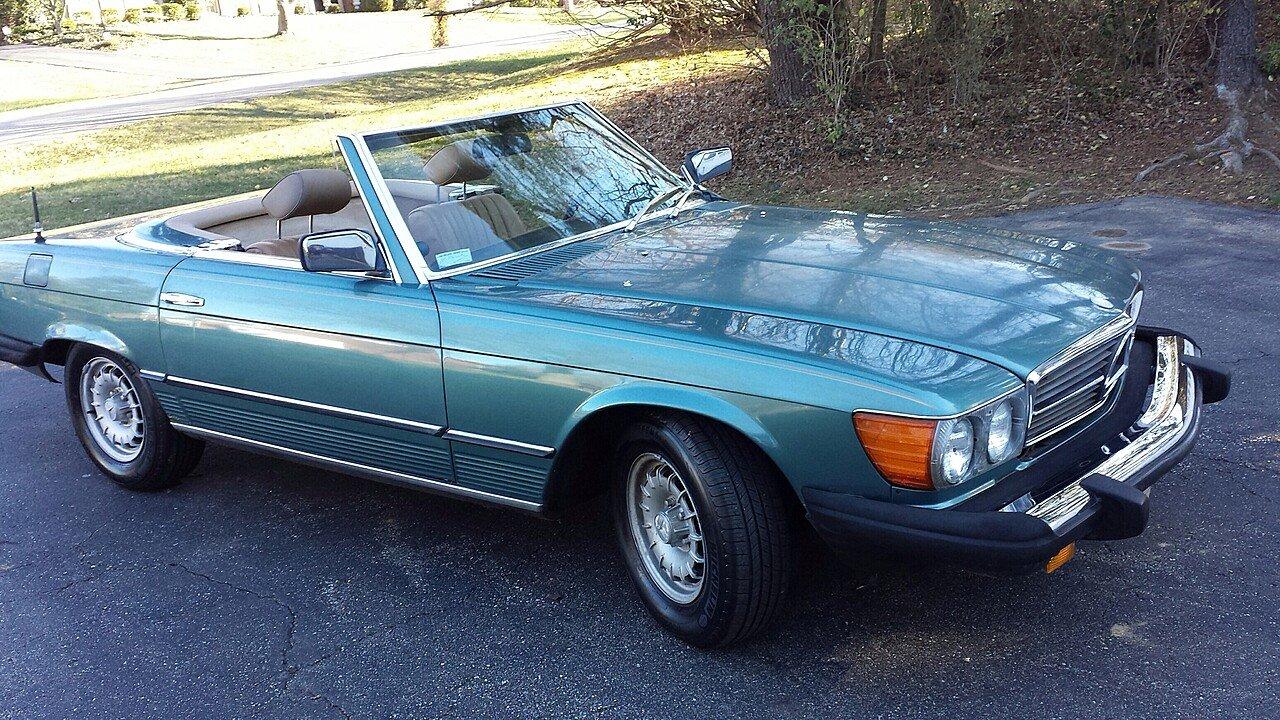 1980 Mercedes-Benz 450SL for sale near Boca Raton, Florida 33432 ...