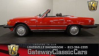 1980 Mercedes-Benz 450SL for sale 100920924
