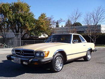 1980 Mercedes-Benz 450SL for sale 100931861