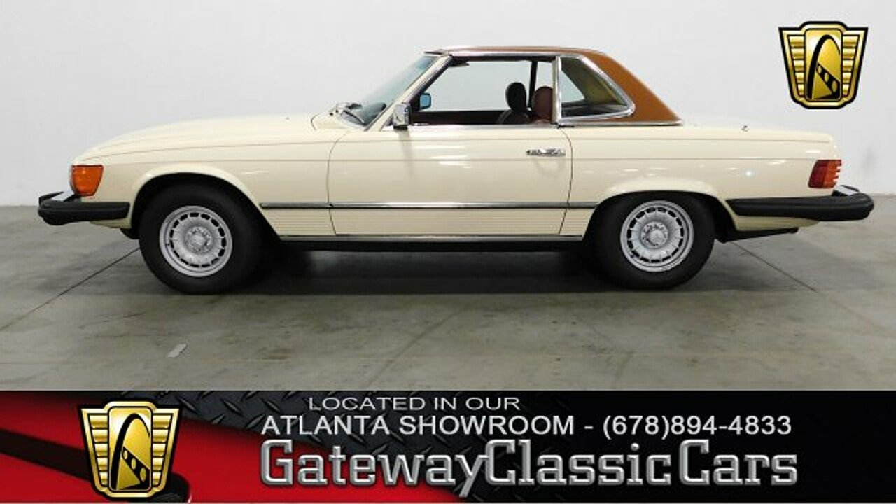 1980 Mercedes-Benz 450SL for sale 100949603
