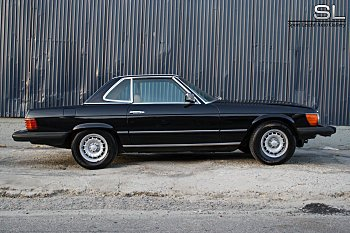 1980 Mercedes-Benz 450SL for sale 100951662