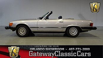 1980 Mercedes-Benz 450SL for sale 100965463