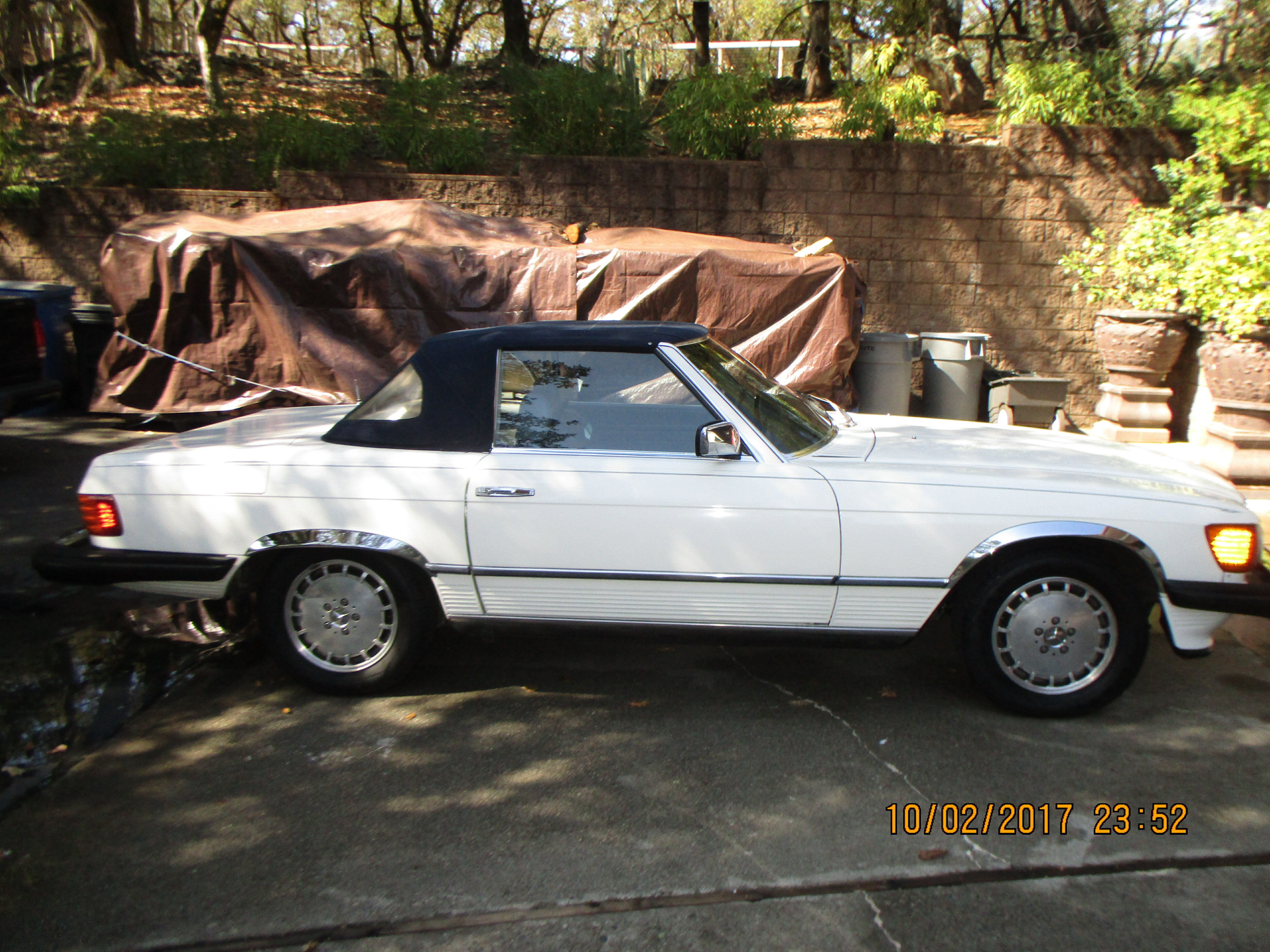 1980 Mercedes Benz 450SL For Sale 100986967
