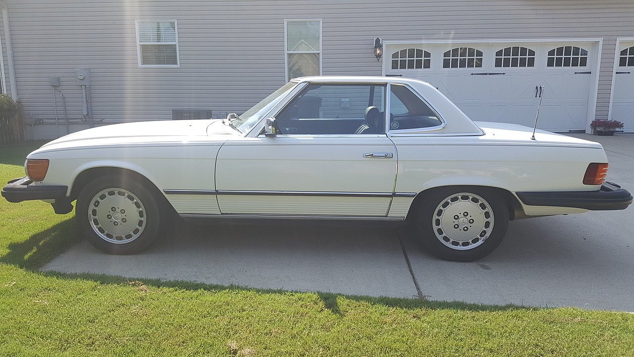 1980 Mercedes-Benz 450SL for sale 101006213