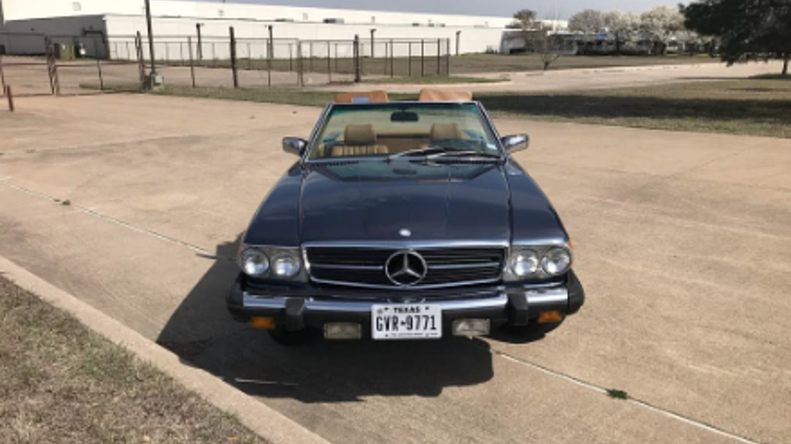 1980 Mercedes-Benz 450SL for sale 101035875