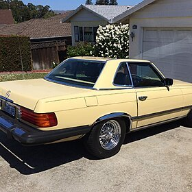 1980 Mercedes-Benz 450SL for sale 100758095