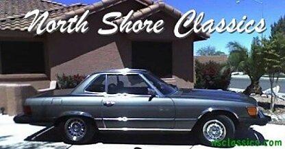 1980 Mercedes-Benz 450SL for sale 100775780