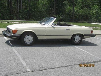 1980 Mercedes-Benz 450SL for sale 100827270