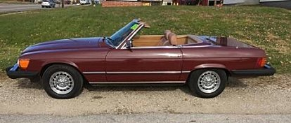 1980 Mercedes-Benz 450SL for sale 100852446