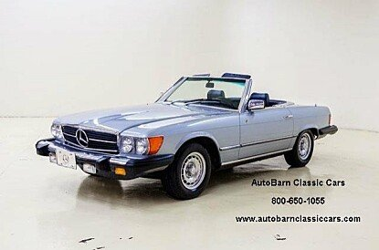 1980 Mercedes-Benz 450SL for sale 100860207
