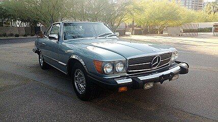 1980 Mercedes-Benz 450SL for sale 100867210