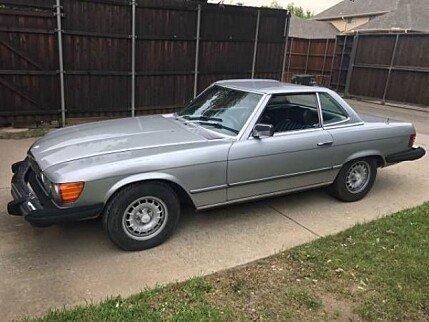 1980 Mercedes-Benz 450SL for sale 100884246