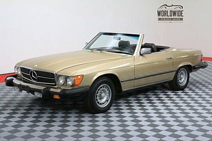 1980 Mercedes-Benz 450SL for sale 100888079