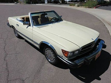 1980 Mercedes-Benz 450SL for sale 100890157