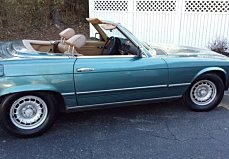 1980 Mercedes-Benz 450SL for sale 100892981