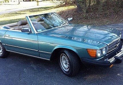 1980 Mercedes-Benz 450SL for sale 100892981