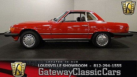 1980 Mercedes-Benz 450SL for sale 100893647