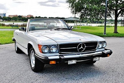 1980 Mercedes-Benz 450SL for sale 100893883