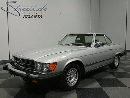 1980 Mercedes-Benz 450SL for sale 100894331