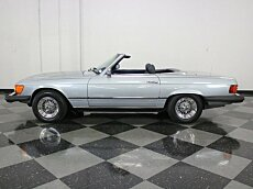 1980 Mercedes-Benz 450SL for sale 100946593