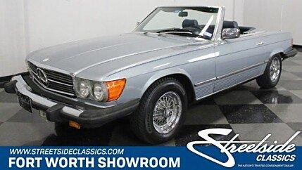 1980 Mercedes-Benz 450SL for sale 100946593