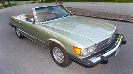 1980 Mercedes-Benz 450SL for sale 100947509