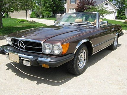 1980 Mercedes-Benz 450SL for sale 100953718