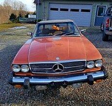 1980 Mercedes-Benz 450SL for sale 100959222