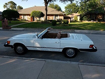 1980 Mercedes-Benz 450SL for sale 100977975