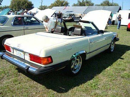 1980 Mercedes-Benz 450SL for sale 100985582