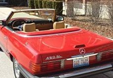 1980 Mercedes-Benz 450SL for sale 100991926