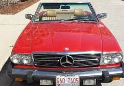 1980 Mercedes-Benz 450SL for sale 100991926