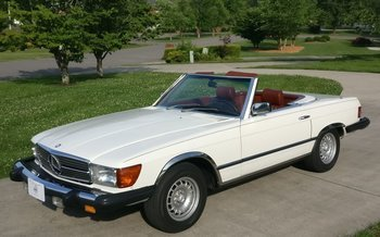 1980 Mercedes-Benz 450SL for sale 100995526
