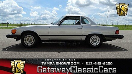 1980 Mercedes-Benz 450SL for sale 100997889