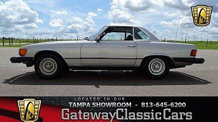 1980 Mercedes-Benz 450SL for sale 100997889