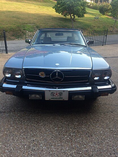 1980 Mercedes-Benz 450SL for sale 101003424