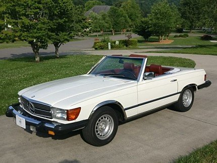 1980 Mercedes-Benz 450SL for sale 101007579