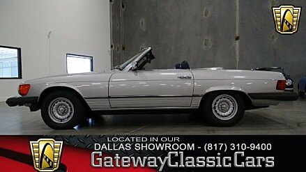 1980 Mercedes-Benz 450SL for sale 101012627