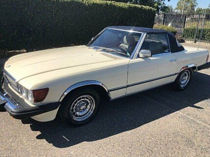1980 Mercedes-Benz 450SL for sale 101023005